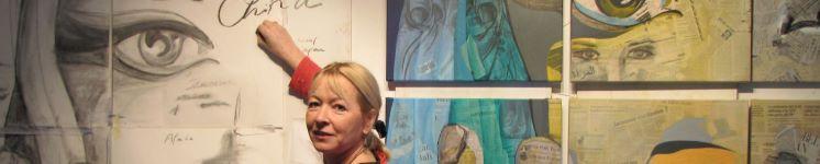 Cursussen Beeldende kunst in Doorn Galerie Novia Ank ter Kuile. Tekenen schilderen 3D Atelier open dagen