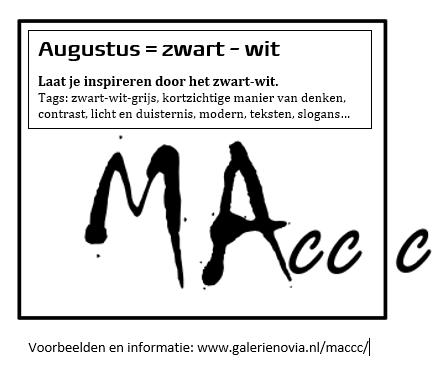 MAccc kunst schilder teken