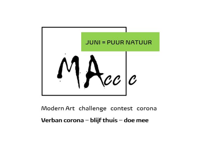 MAccc kunstwedstrijd challenge