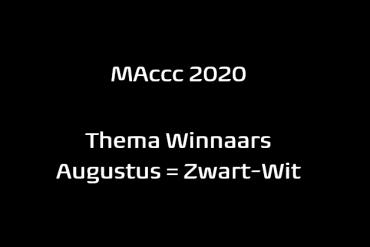 Prijzen en Agenda MAccc 2020